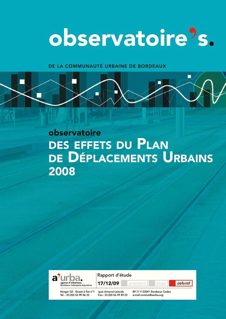 thumbnail of Observatoire_PDU_2008