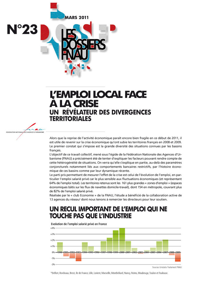 Attractivit s m tropolitaines compar es a 39 urba agence d for Agence urbanisme paysage bordeaux