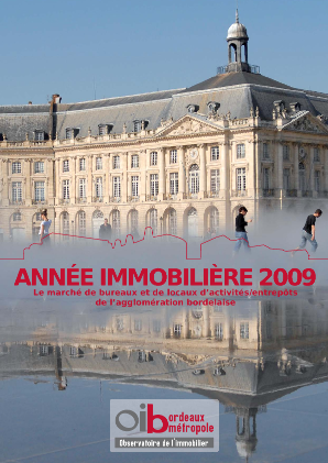 Ann e immobili re 2009 a 39 urba agence d 39 urbanisme for Agence urbanisme paysage bordeaux