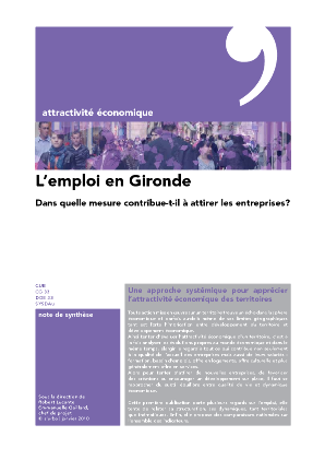 L 39 emploi en gironde a 39 urba agence d 39 urbanisme bordeaux for Emploi paysage