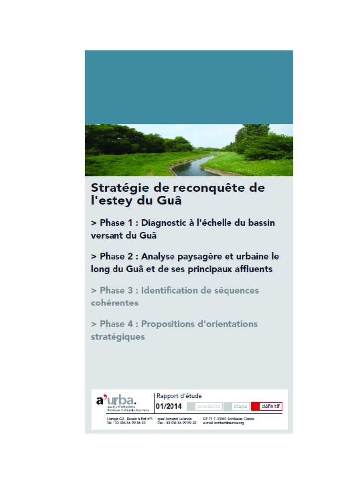 L 39 estey du gu a 39 urba agence d 39 urbanisme bordeaux for Agence urbanisme paysage bordeaux
